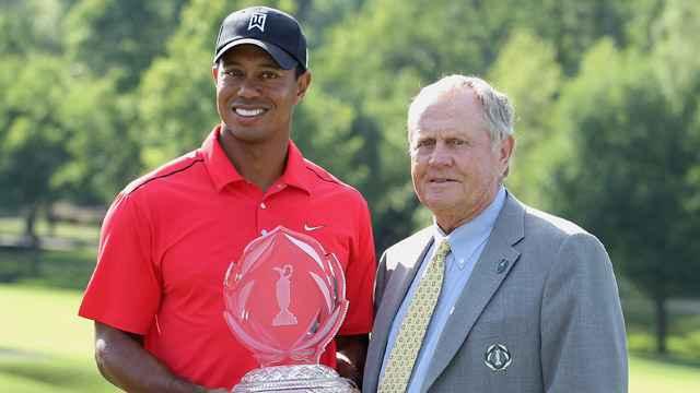 Man bids ,000 to caddie for Tiger Woods at Hero World Challenge