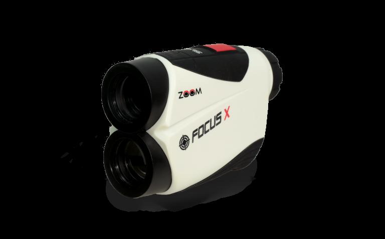 ZOOM Focus X golf laser rangefinder review