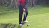 Here's the ruling when a golfer takes their club away and the ball moves!