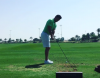 Watch: McIlroy working on swing changes