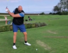 WATCH: Tyson Fury channels his inner Bryson DeChambeau with 306-yard drive!
