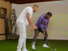 Will Smith's front teeth KNOCKED OUT as golf game goes wrong!