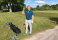 OCEAN TEE founder makes HOLE-IN-ONE with first shot back!