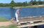 Here's why a golfer gets no relief from playing from this bridge