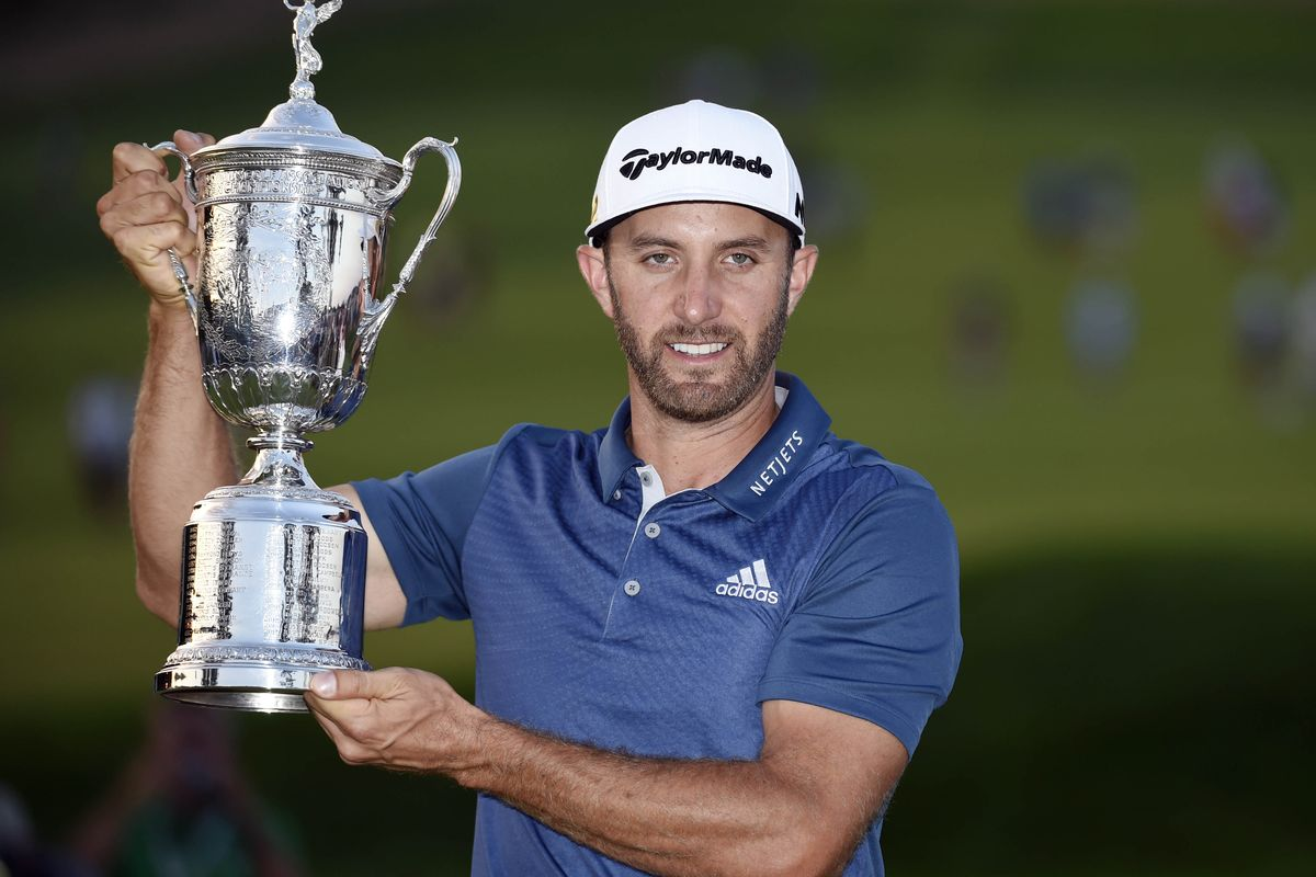 Dustin Johnson: why he is the man to beat at the US Open ...