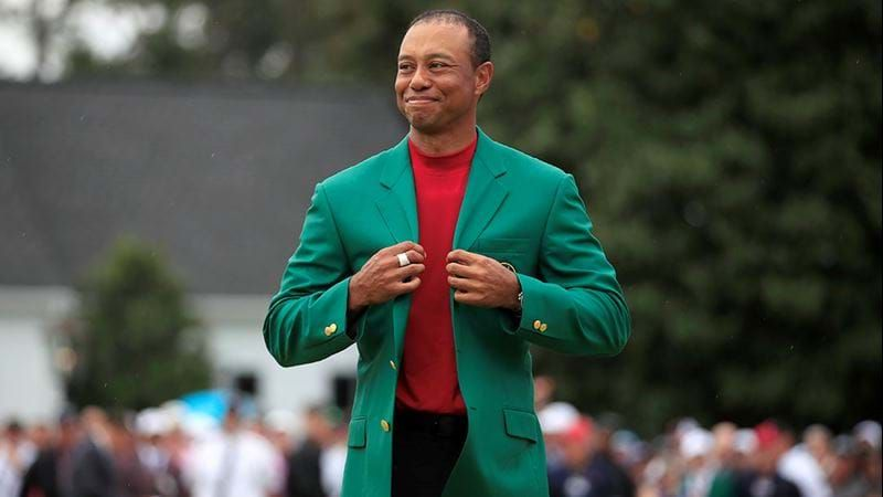 """Tiger Woods labelled """"pathological narcissist"""" in astonishing new book"""