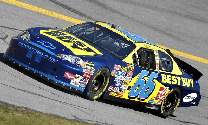 NASCAR: Sadler gets Best Buy ahead of Christmas. | News | Crash