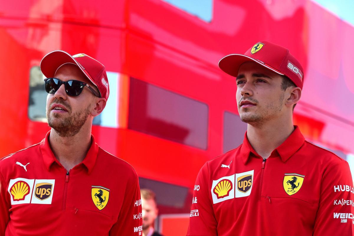 Leclerc reveals biggest lesson learned from Vettel at Ferrari
