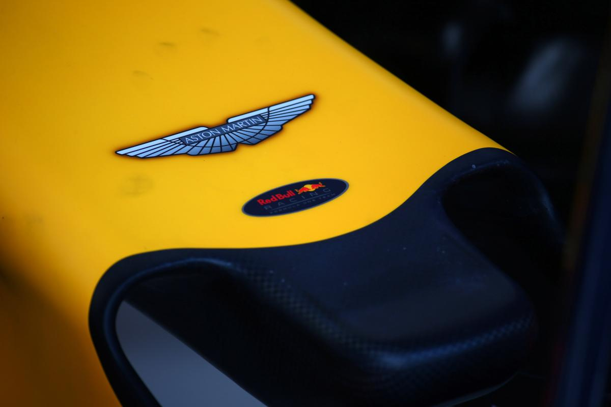 Red Bull Reveals New Logo With Aston Martin Tie Up News
