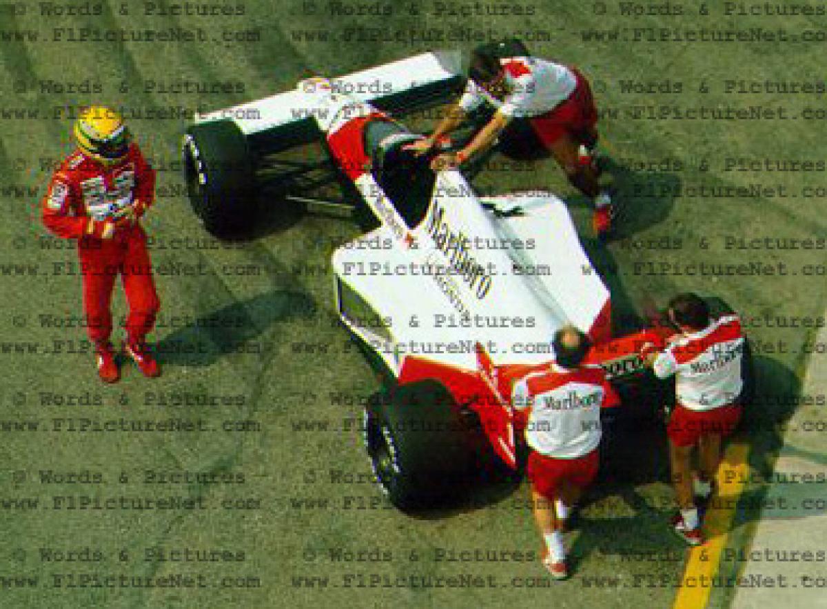 Who is Steve Nichols? | F1 | News | Crash