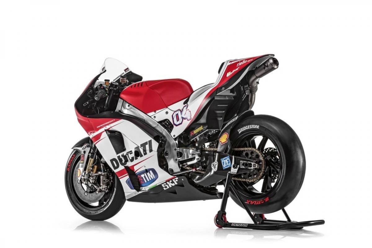 First Look Ducati S 2015 Motogp Machine Motogp News Crash