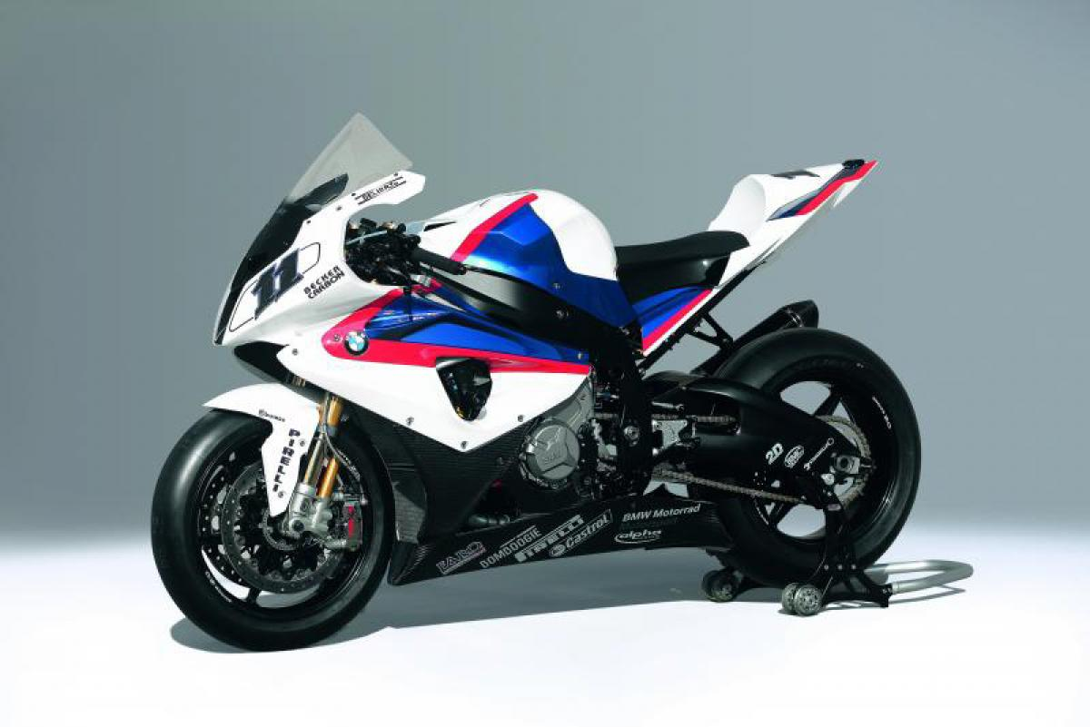 Bmw Reveals S1000rr Colours World Superbikes News Crash