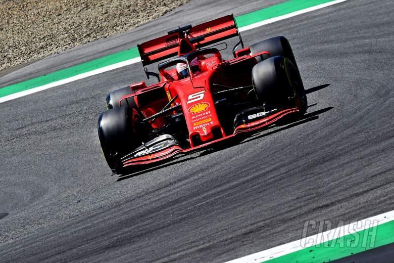 Sebastian Vettel, Ferrari, F1,