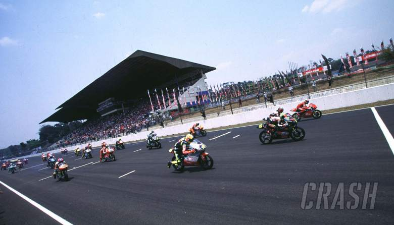 Valentino Rossi, Indonesian Grand Prix, 125cc, 1997, MotoGP,