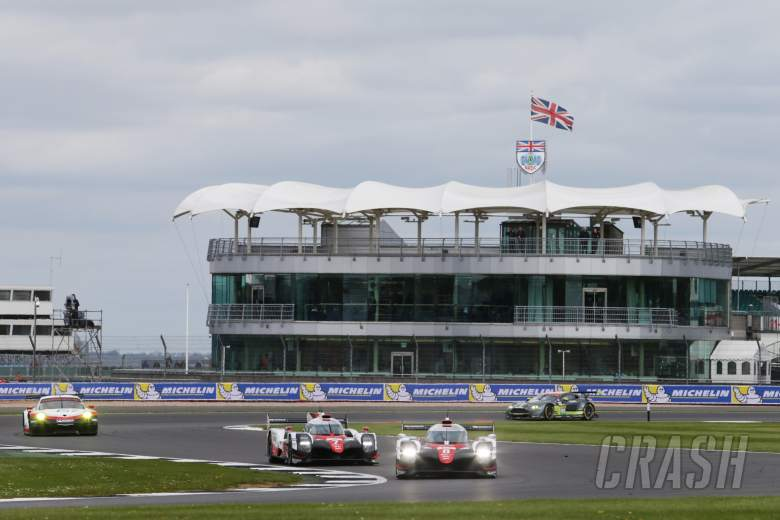 WEC 6 Hours of Silverstone
