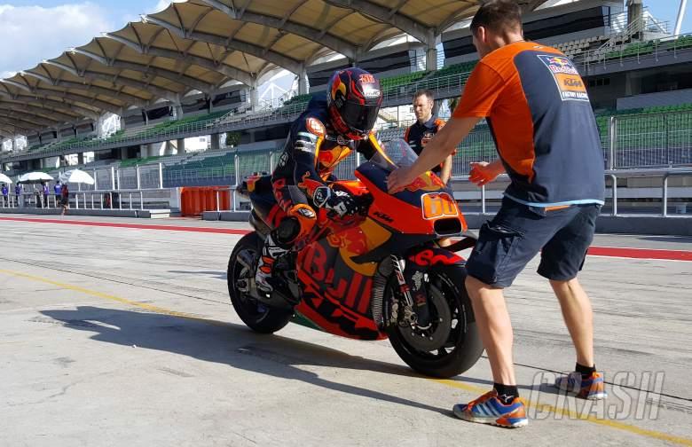 MotoGP: Kallio: 36 to 66 and 7 different bikes!