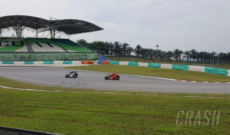 MotoGP: Sepang MotoGP Shakedown test times - Day 2 (FINAL)