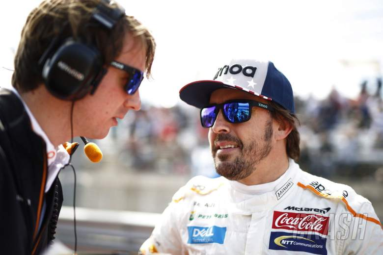 F1: Alonso: F1 exit not down to lack of competitive options