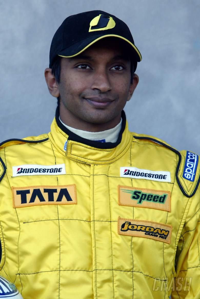 Narain Karthikeyan