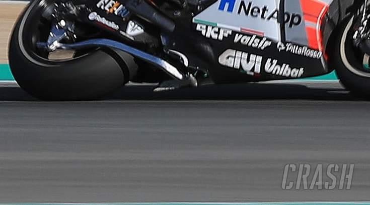 Ducati GP19, Swingarm bar,