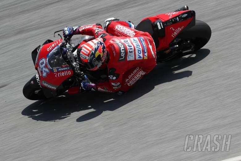 MotoGP: Sepang MotoGP test times - Thursday (12pm)