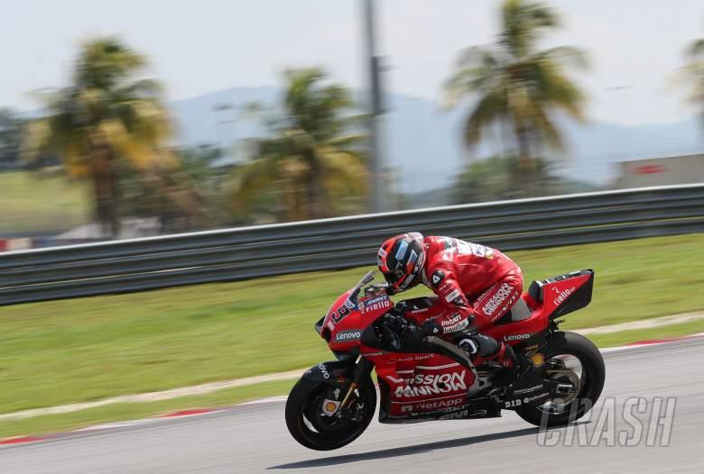 MotoGP: Sepang MotoGP test times - Friday (3pm)