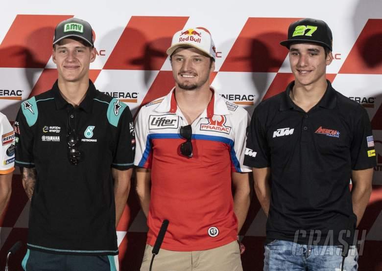 Fabio Quartararo, Jack Miller, Iker Lecuona, MotoGP,