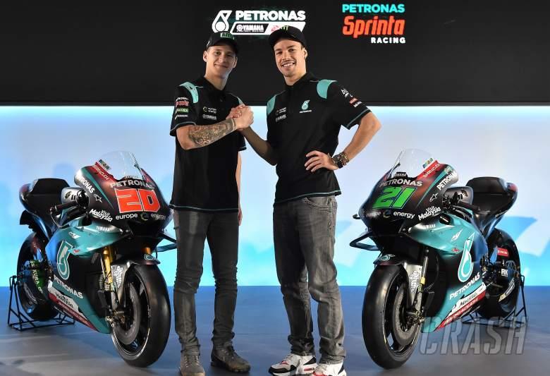 MotoGP: 'Lewis Hamilton can try my MotoGP bike!'