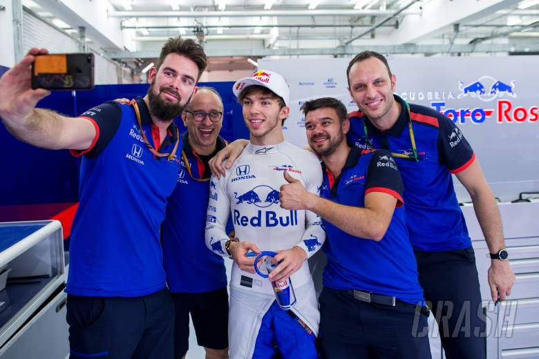 F1: F1 Qualifying Analysis: How Toro Rosso surprised everyone - including itself