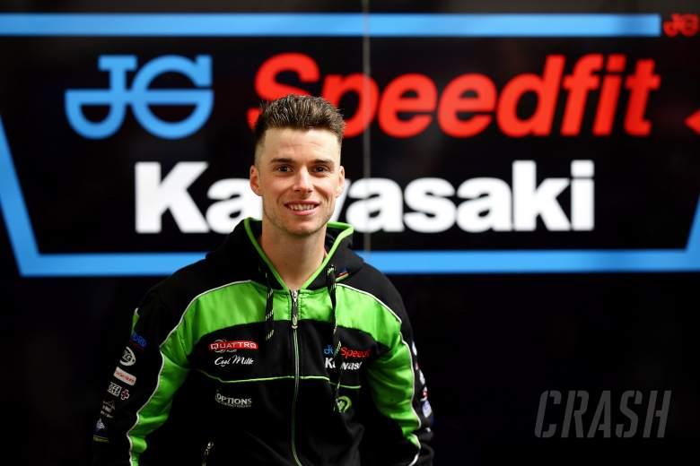 British Superbikes: Currie joins Irwin at Bournemouth Kawasaki