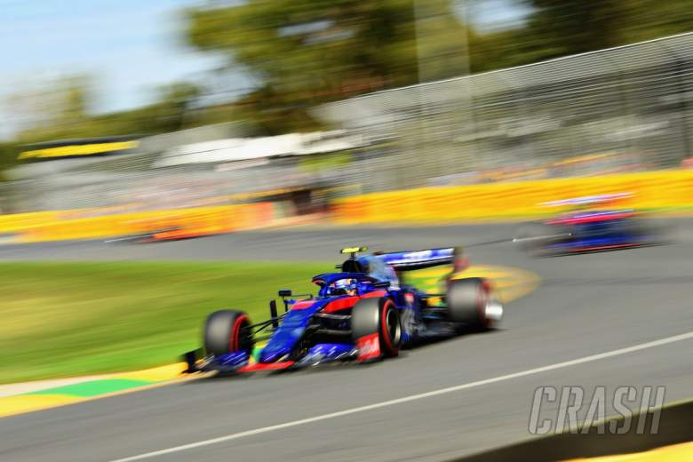 F1: F1 Australian GP - Free Practice 1 Results