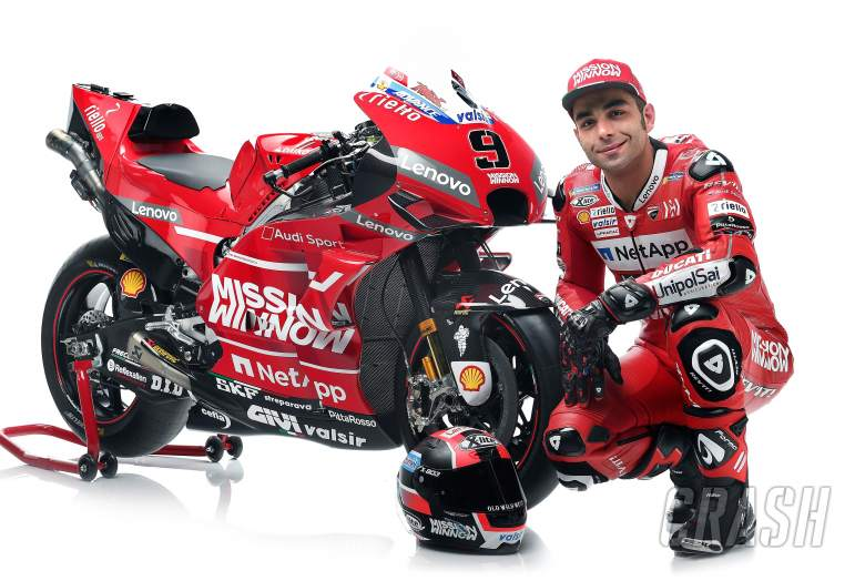MotoGP: Petrucci: We have a mission...