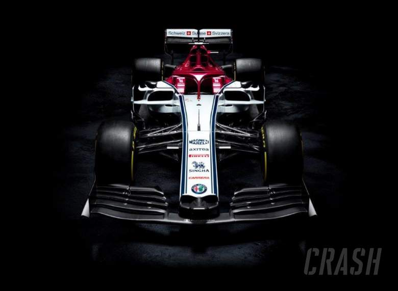 F1: GALLERY: The best launch images from F1 2019