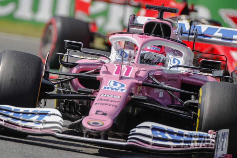 Racing Point: Perez was informed about Vettel F1 talks