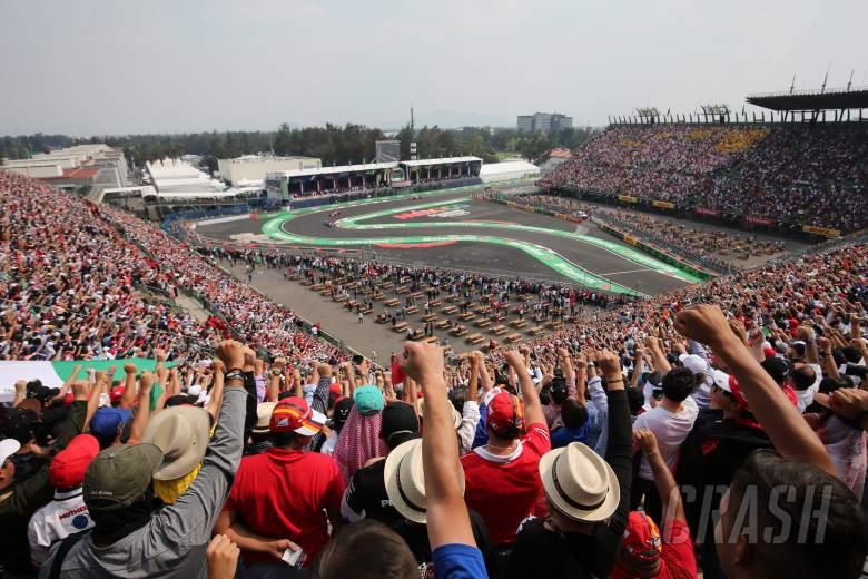 F1: Mexican Grand Prix