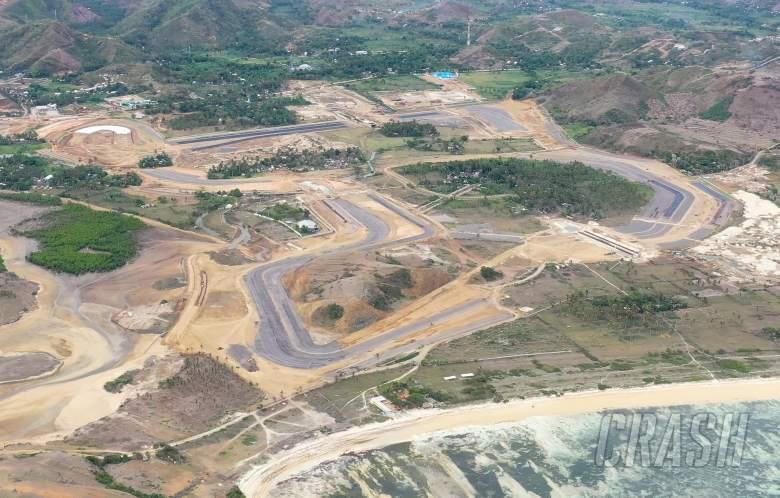 Indonesia's Mandalika MotoGP circuit ready for mid-2021