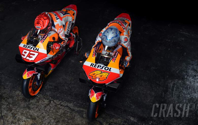 Pol Espargaro: 'My question is,how Marc was doing that?'