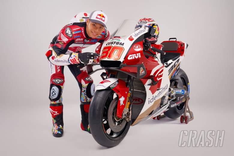 Nakagami: This season we cannot make mistakes, 'hybrid' Honda style