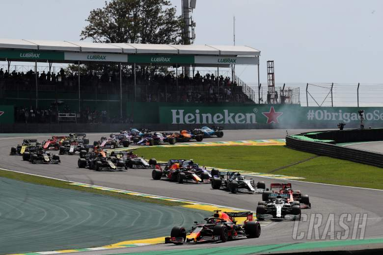 Brazilian Grand Prix - Cancelled