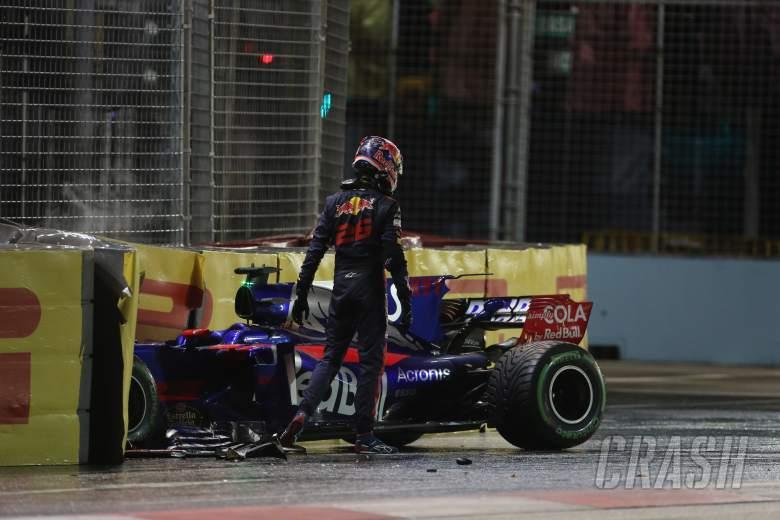 Daniil Kvyat, Toro Rosso,
