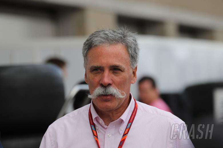 Chase Carey, F1,