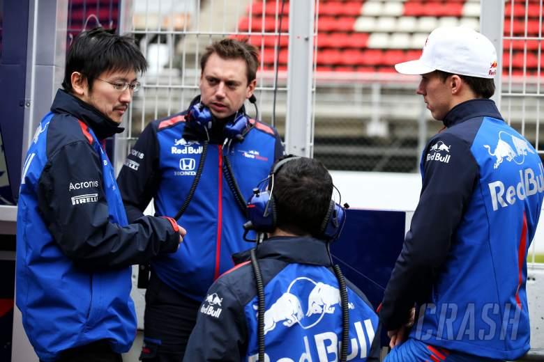 Pierre Gasly, Toro Rosso,