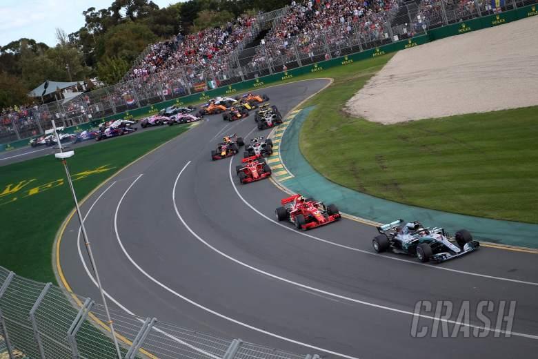 F1, Australian Grand Prix, Vettel, Hamilton,