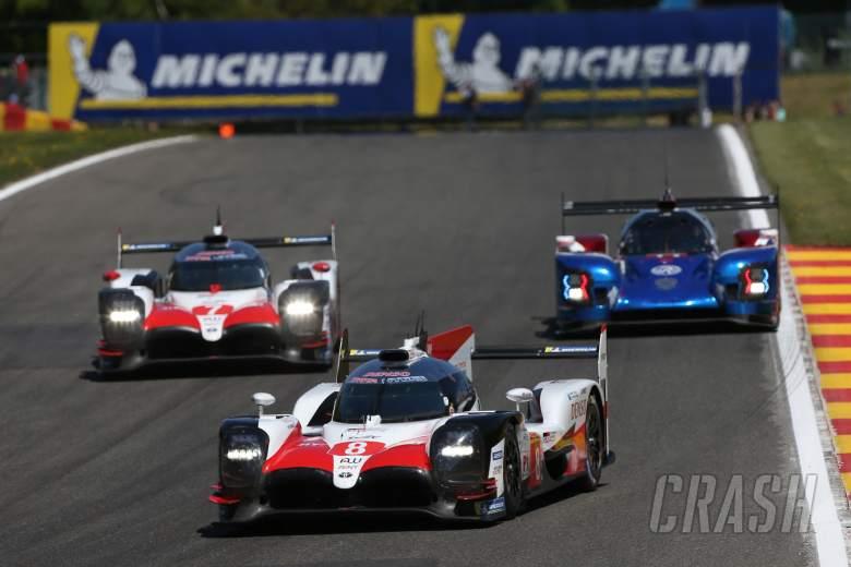 Fernando Alonso, Toyota Gazoo Racing, WEC, Spa,