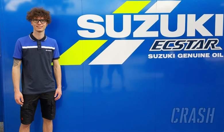 MotoGP: Bradley Ray 'gobsmacked' by MotoGP debut