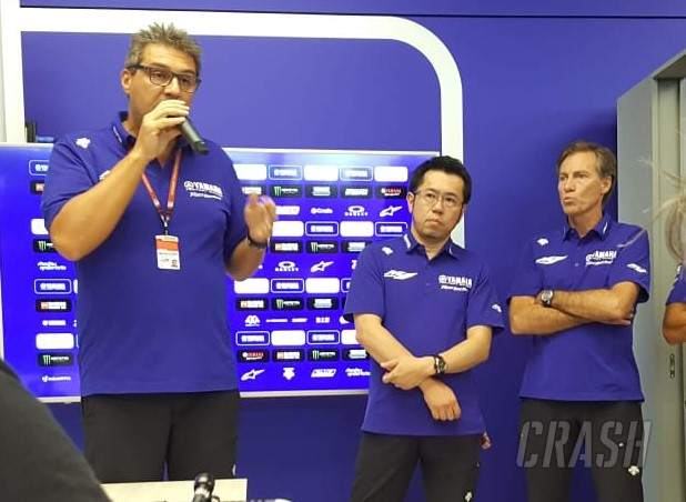 MotoGP: Yamaha: Project leader 'rotation nothing special'