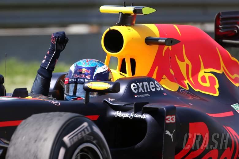 Max Verstappen, 2016 Spanish GP, Red Bull,