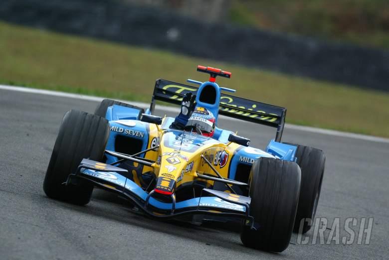 Fernando Alonso - Renault F1 Team 2005