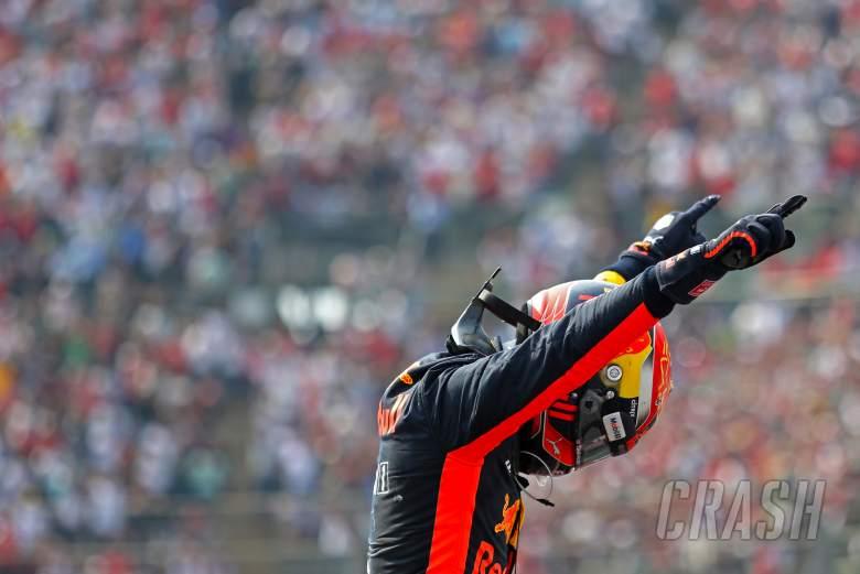 Max Verstappen, 2017 Mexican Grand Prix, Red Bull,