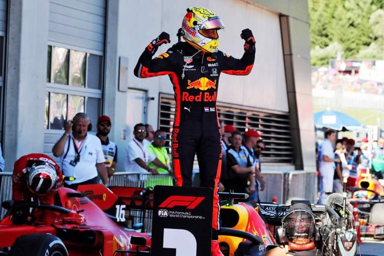 Max Verstappen, 2019 Austrian GP, Red Bull,